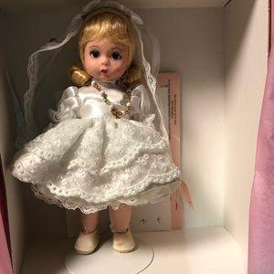 "Madame Alexander ""First Communion"" Doll"